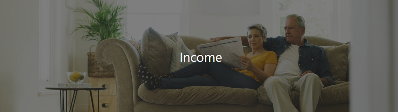 Income portfolios